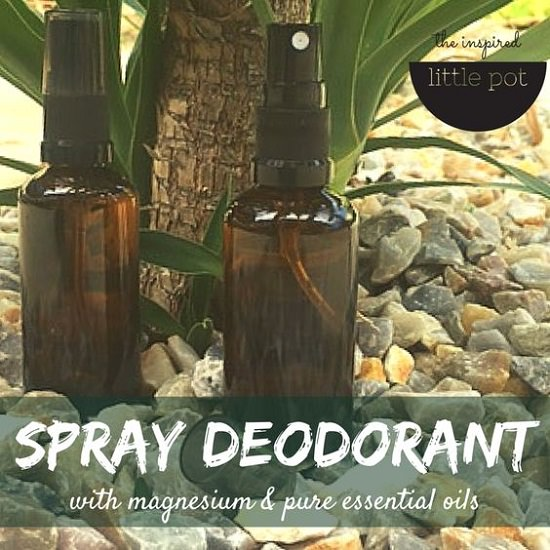 Homemade organic deodorant recipes 13