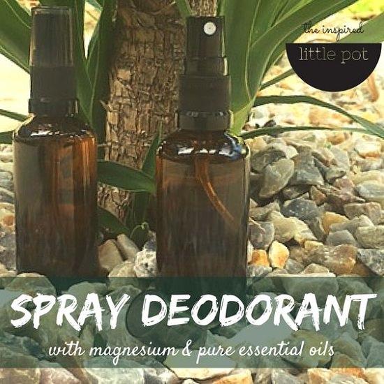 Homemade organic deodorant recipes 13