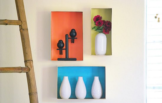 room decor ideas with cardboard 7