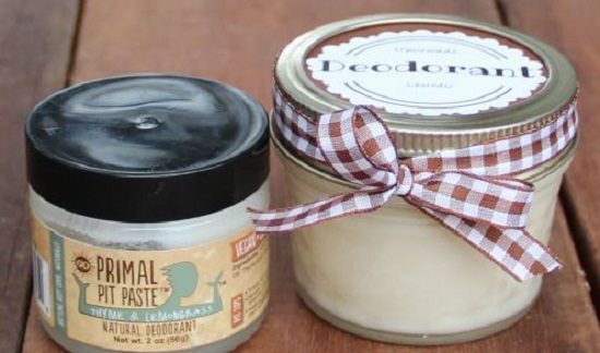 Homemade organic deodorant recipes 6