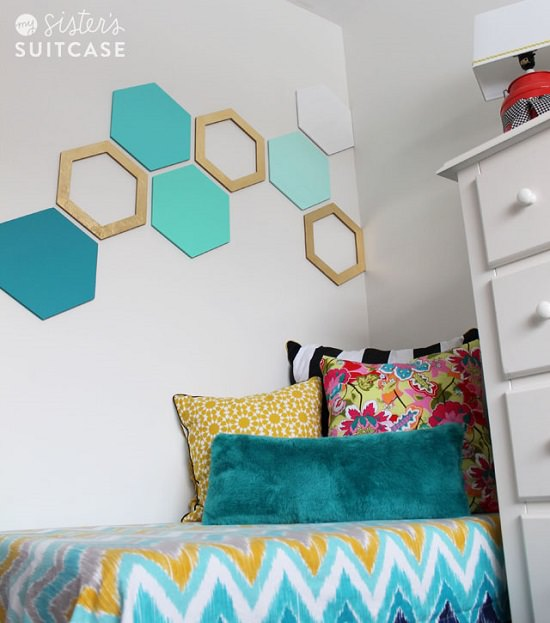 room decor ideas with cardboard 1
