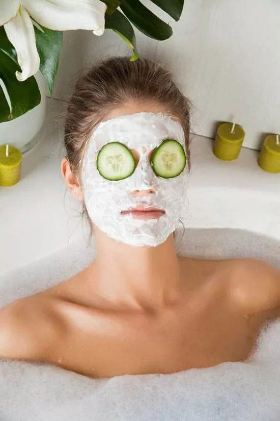 Homemade Face Mask For Acne And Oily Skin 9