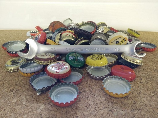 DIY Bottle Cap Opener 9