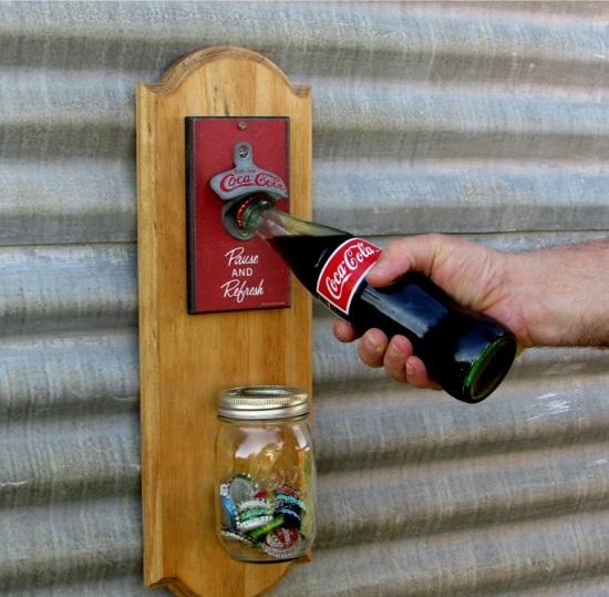 DIY Bottle Cap Opener 26