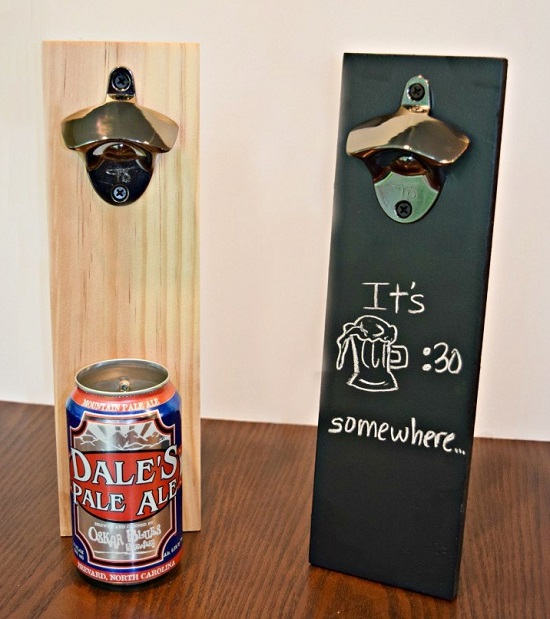 DIY Bottle Cap Opener 10