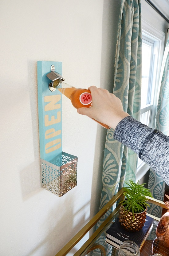 DIY Bottle Cap Opener 5