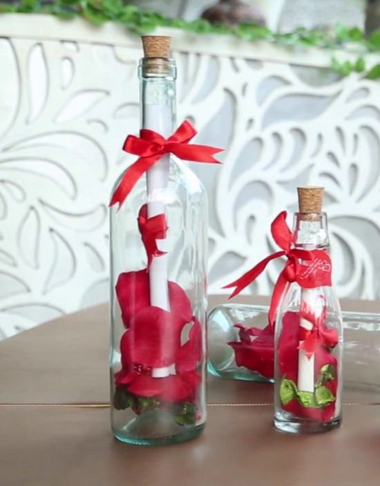 DIY Message in a Bottle 23