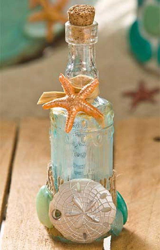 DIY Message in a Bottle 25