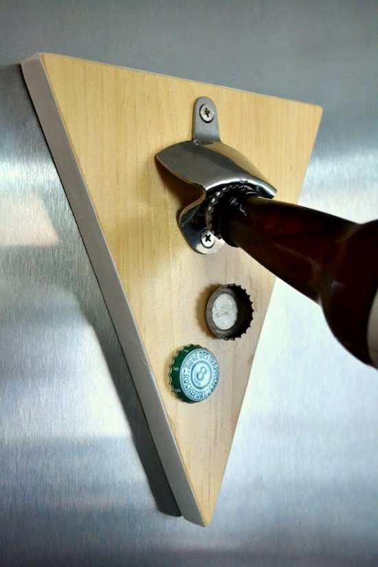 DIY Bottle Cap Opener 13