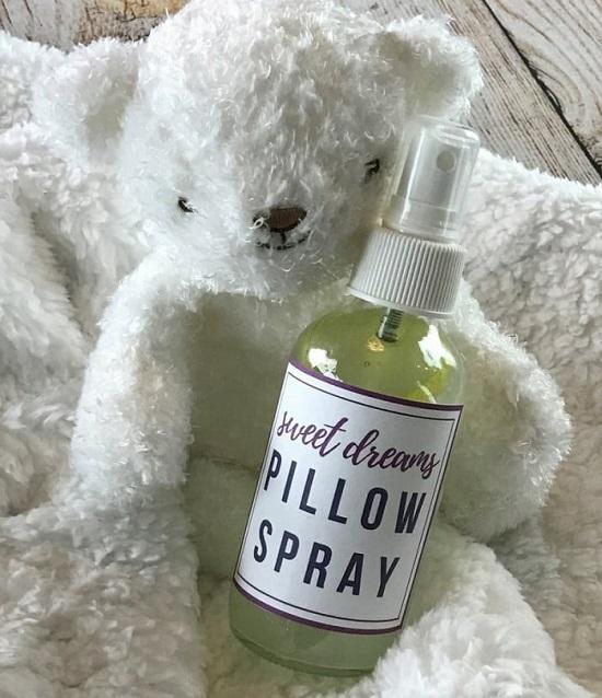Sweet Dreams Sleep Spray Recipe