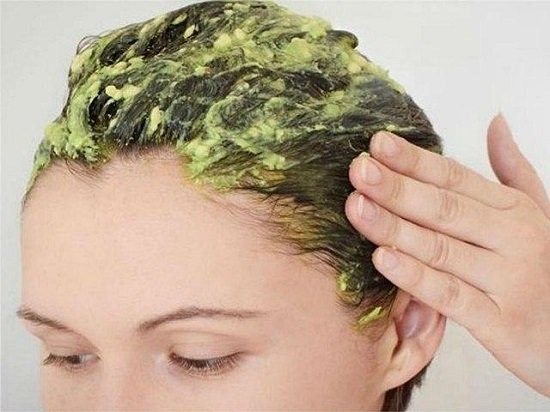 DIY hair mask for growth 5