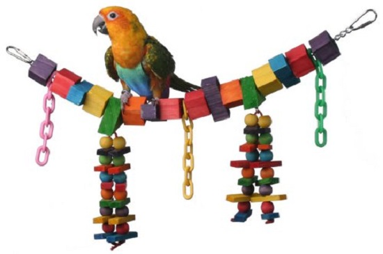 DIY Bird Toys Ideas