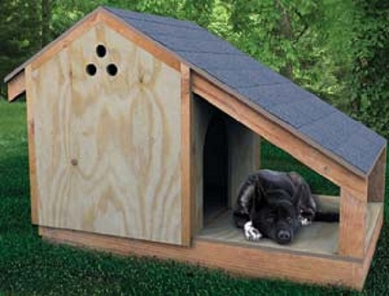 91 Best Diy Dog House Plans Designs Bright Stuffs
