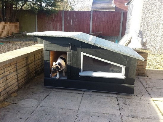 91 Dog house ideas