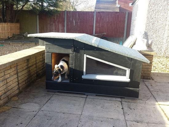 91 Dog house ideas