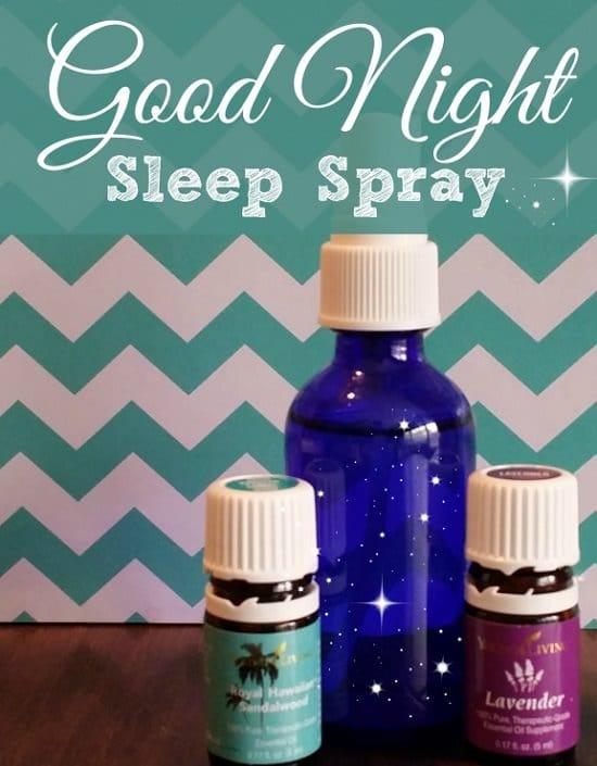 Good Night Spray
