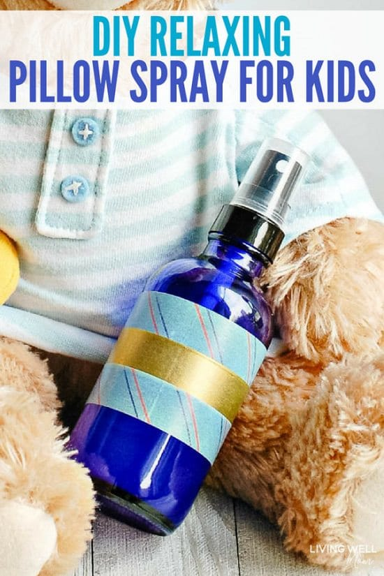 Pillow Spray For Kids