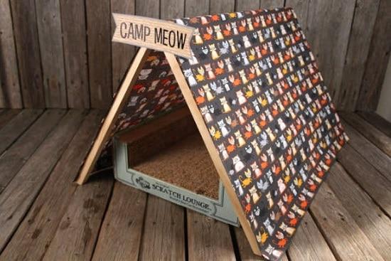 DIY Cat Tent16