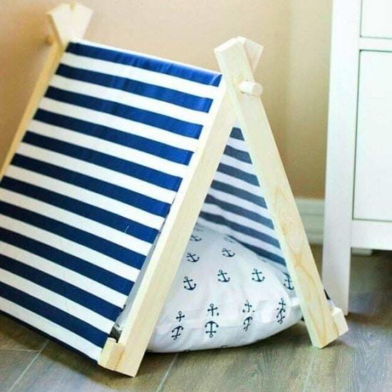 DIY Cat Tent17