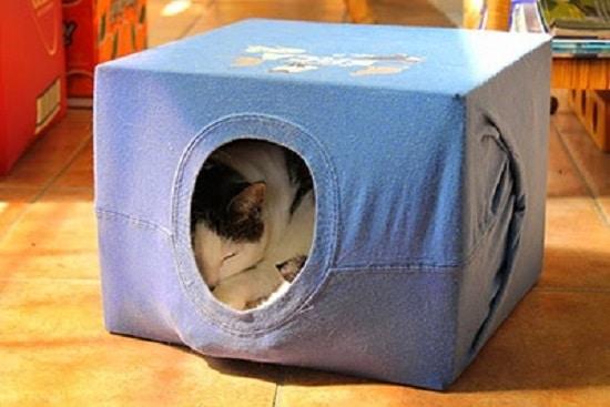 DIY Cat Tent2