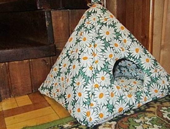 DIY Cat Tent3