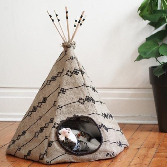 DIY Cat Tent4
