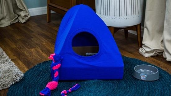 DIY Cat Tent7