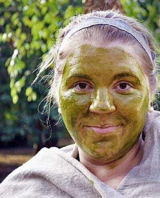 Matcha Green Tea Peel Off Mask