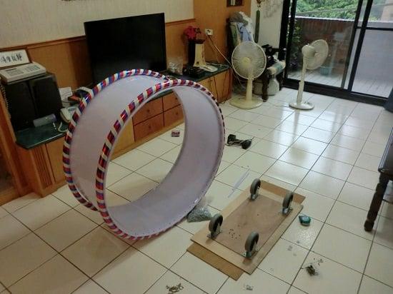 DIY Cat Wheel Ideas