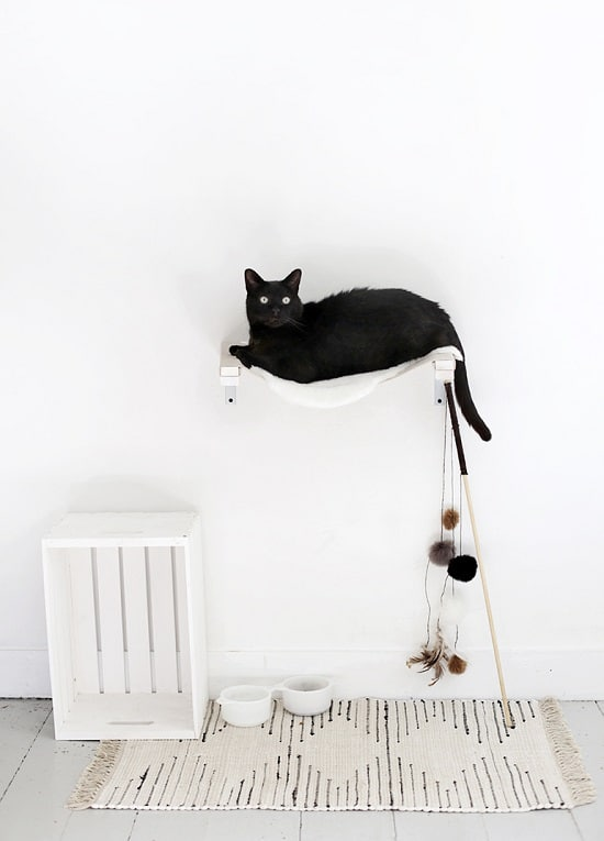 DIY Cat Hammock6