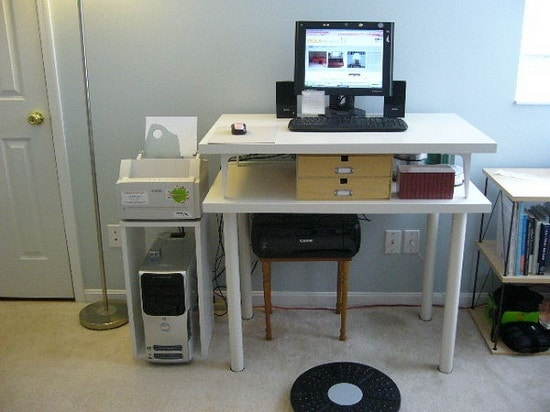 DIY Computer Desk Ideas5