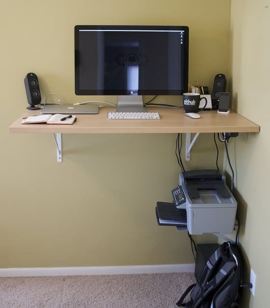 DIY Computer Desk Ideas2