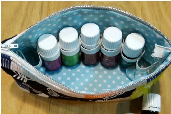 These DIY Essential Oil Carrying Case Ideas are perfect when you want to keep those bottles with you while you travel.
