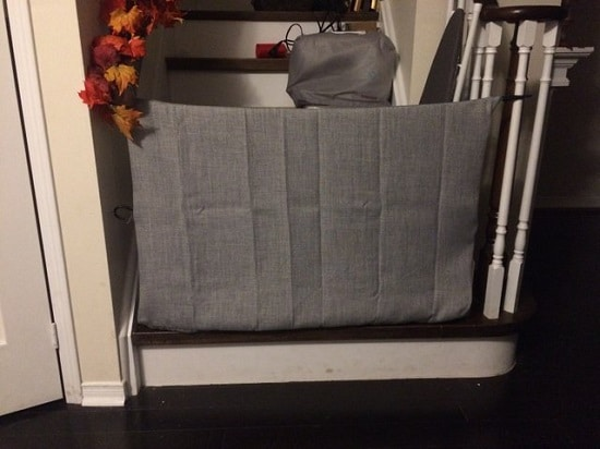 Homemade Baby Gate 6