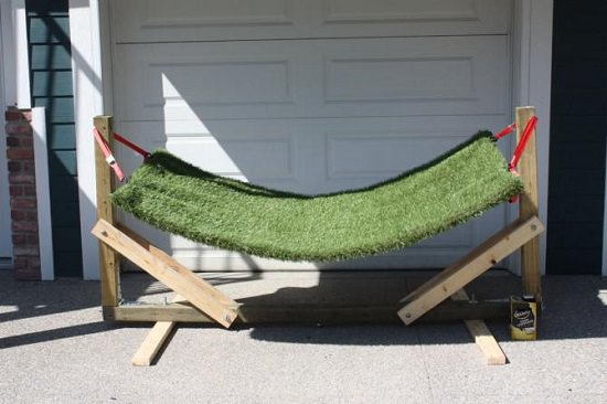 Collapsible Hammock Stand