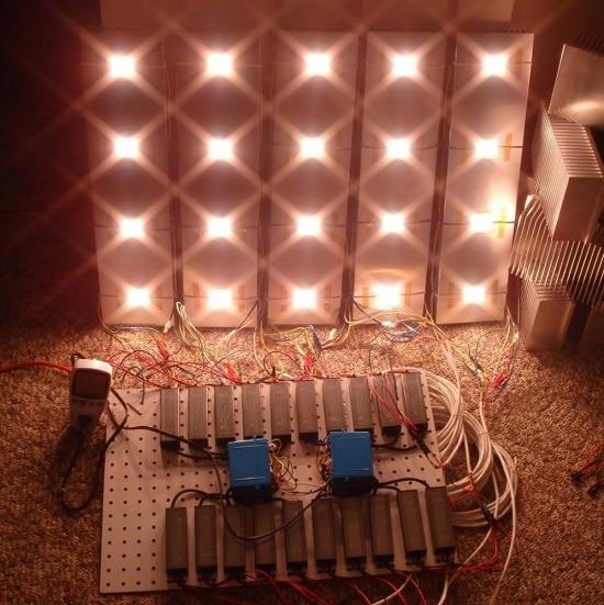 29 Diy Led Grow Light Panels You Can Make At Home