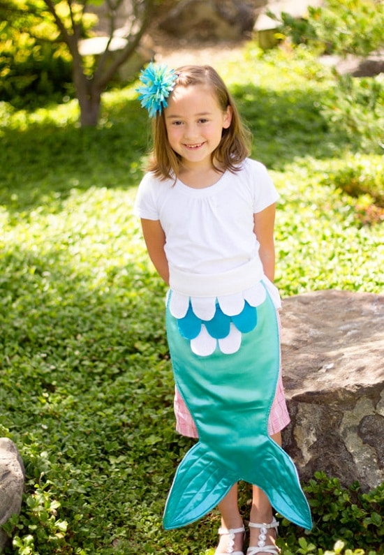 DIY mermaid tail7