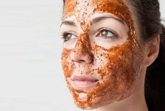 Honey and Cinnamon Peel off mask