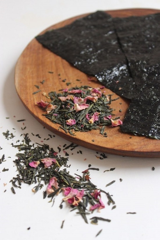Herbal Seaweed Peel Off Mask