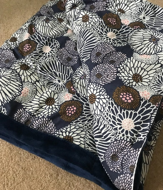 Weighted Blanket DIY 18