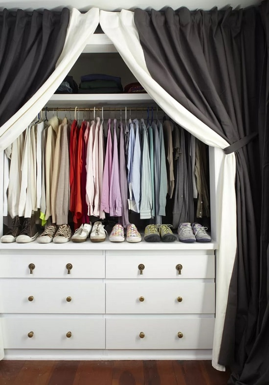 Closet Curtain Ideas10