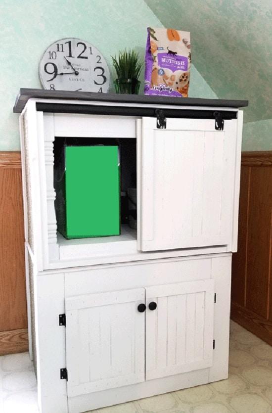 42 Diy Cat Litter Box Best Diy Cat Litter Box ⋆ Bright