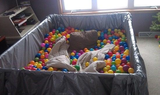 DIY Ball Pit5