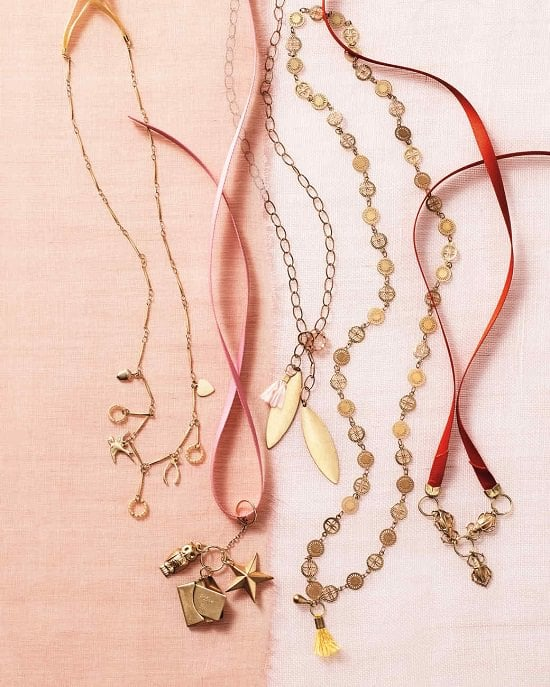 DIY Charm Necklace Ideas1