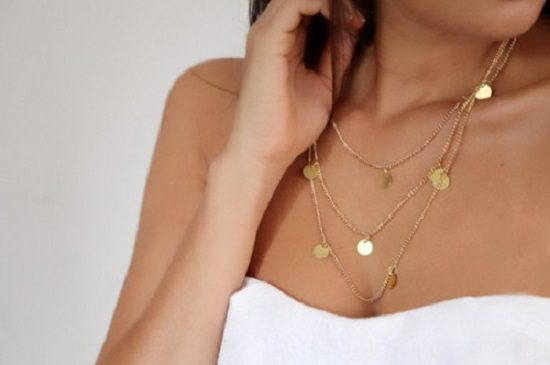 DIY Charm Necklace Ideas20