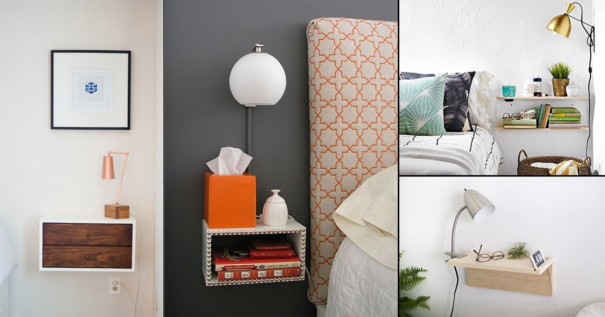 25 Modern Diy Floating Nightstand Ideas Bright Stuffs