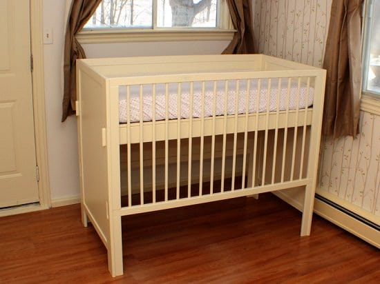 Baby Crib Building Guide