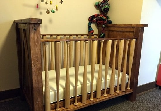 DIY Baby Crib Ideas 1