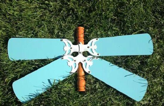 Beautiful Ceiling Fan Dragonfly