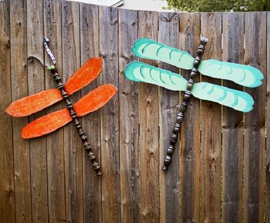 DIY Dragonfly With Fan Blades1